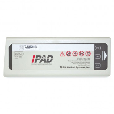 Battery for ME-Pad defibrillator