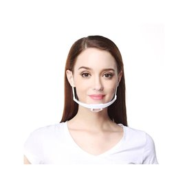Transparent Mouth Mask 1st.