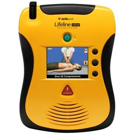 Defibtech Lifeline View Dual AED Halfautomaat