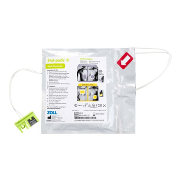 ZOLL Stat-padz II Electrodes for Adults