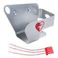 Philips Heartstart HS1 & FRX Wall Bracket